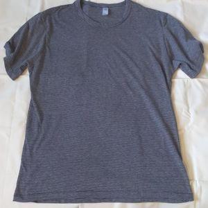 Alternative apparel tee striped